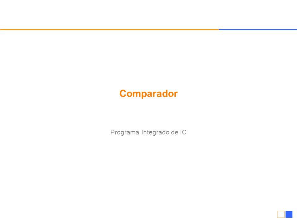 Programa Integrado de IC