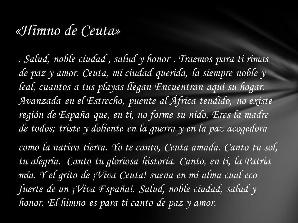 «Himno de Ceuta»