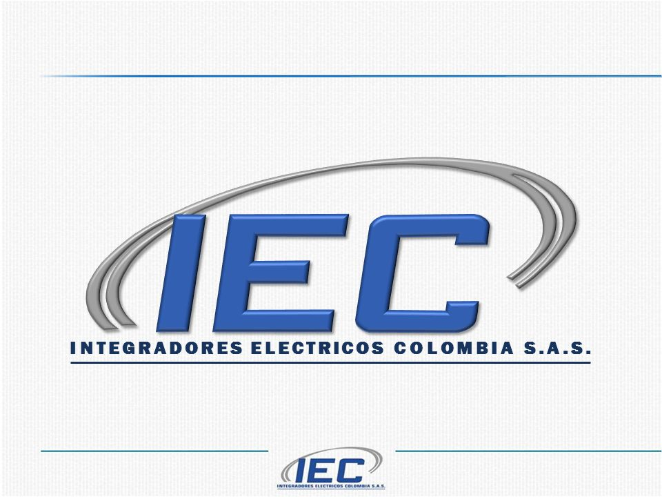 INTEGRADORES ELECTRICOS COLOMBIA S.A.S.