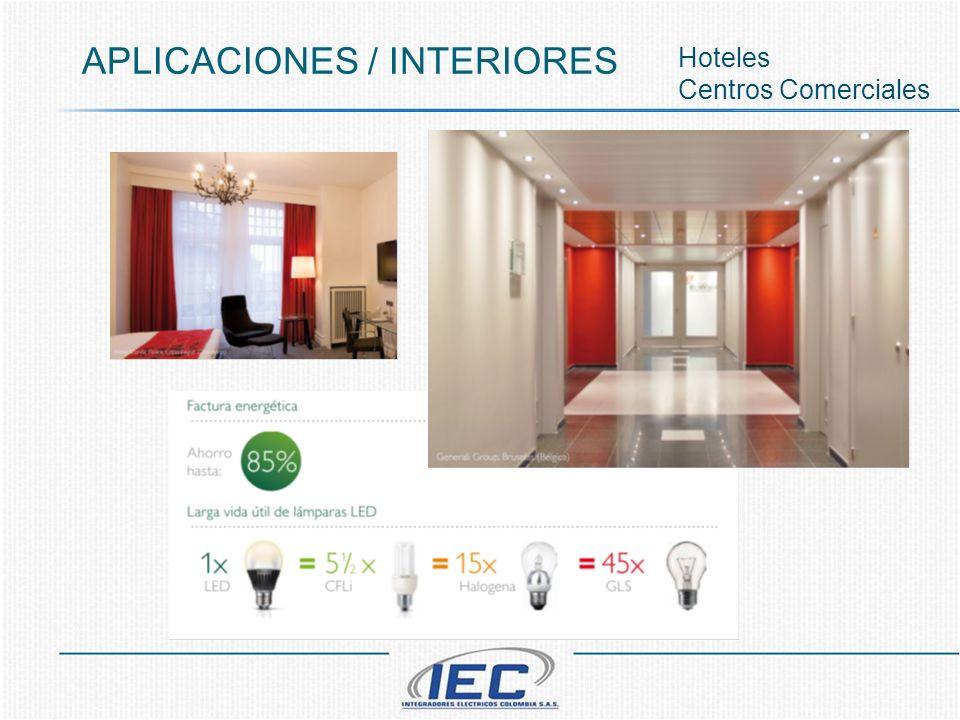 APLICACIONES / interiores