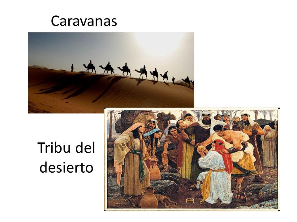 Caravanas Tribu del desierto
