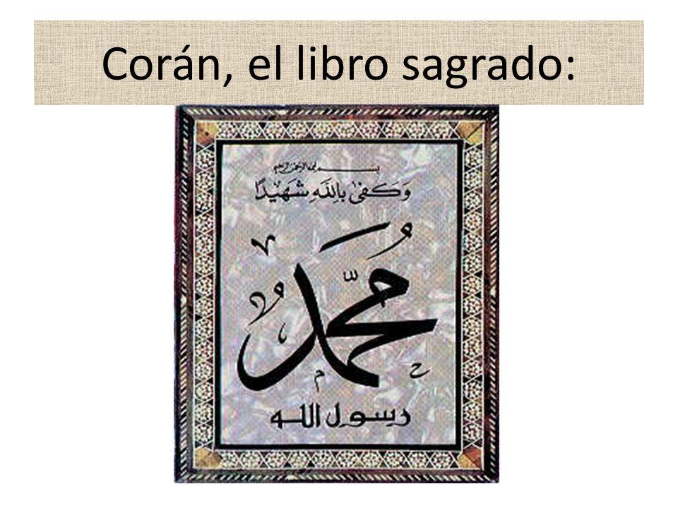 Corán, el libro sagrado: