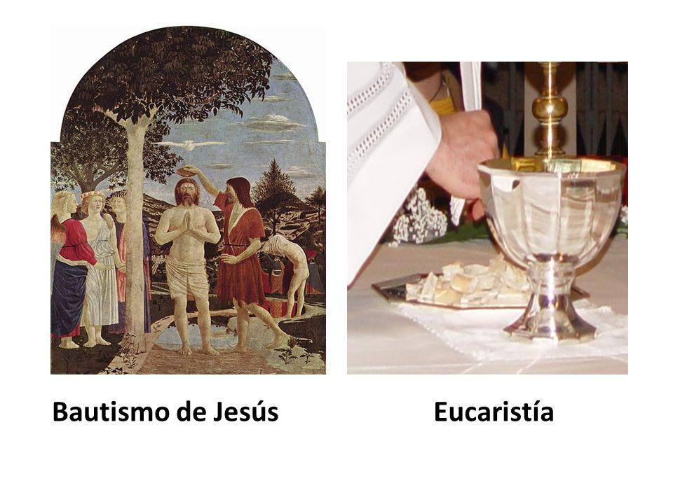 Bautismo de Jesús Eucaristía