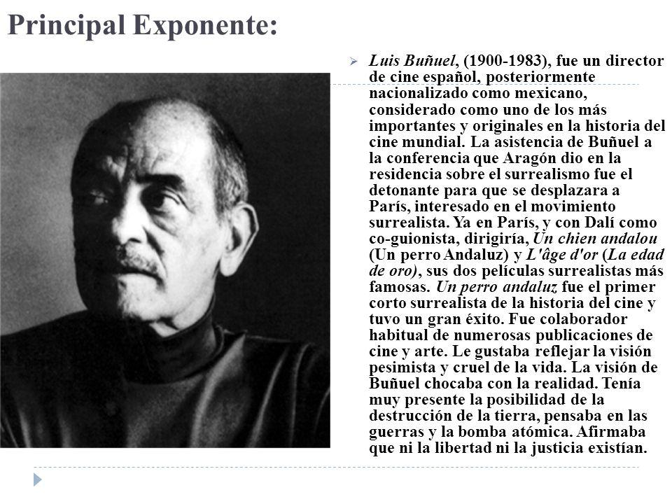 Principal Exponente: