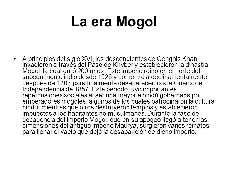 La era Mogol