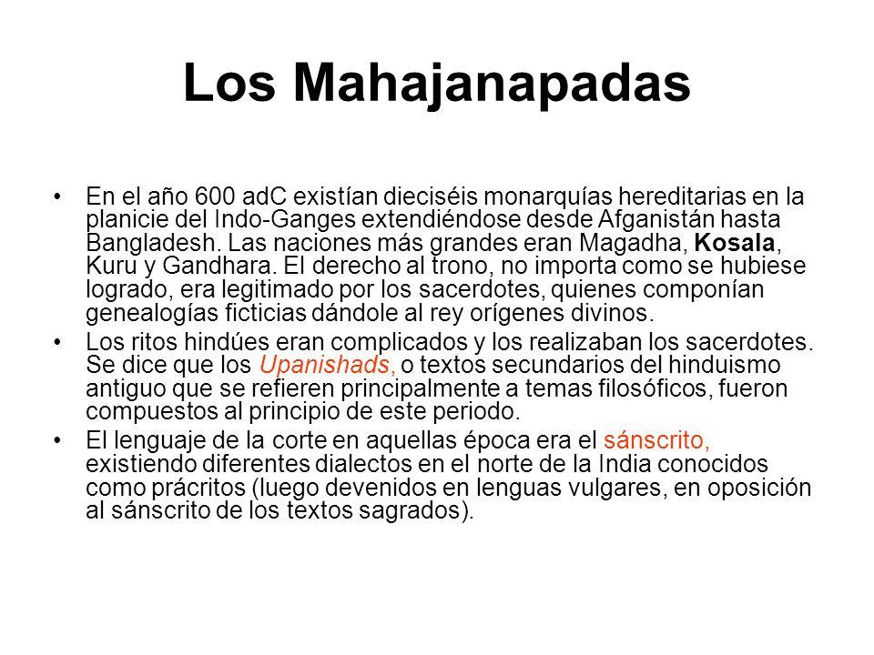 Los Mahajanapadas