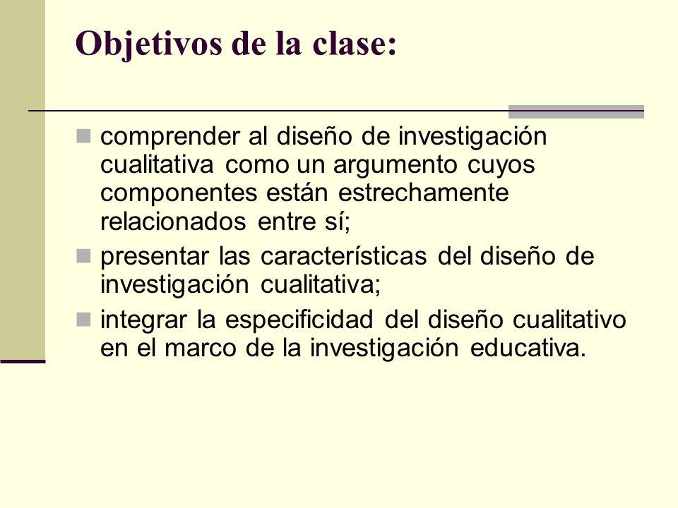 Objetivos de la clase: