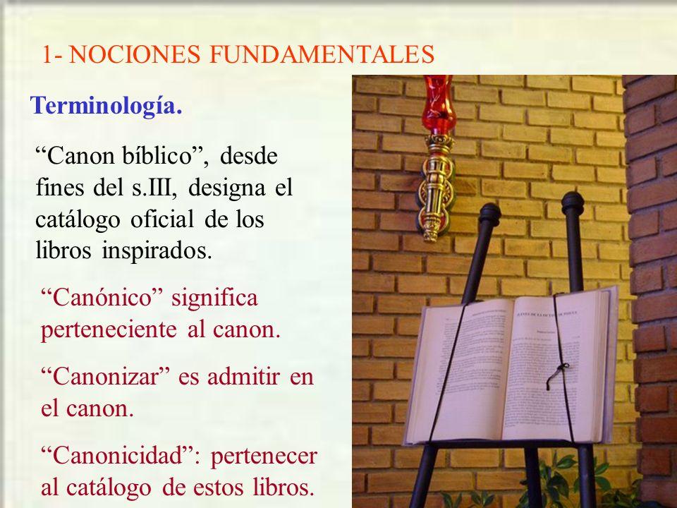 1- NOCIONES FUNDAMENTALES