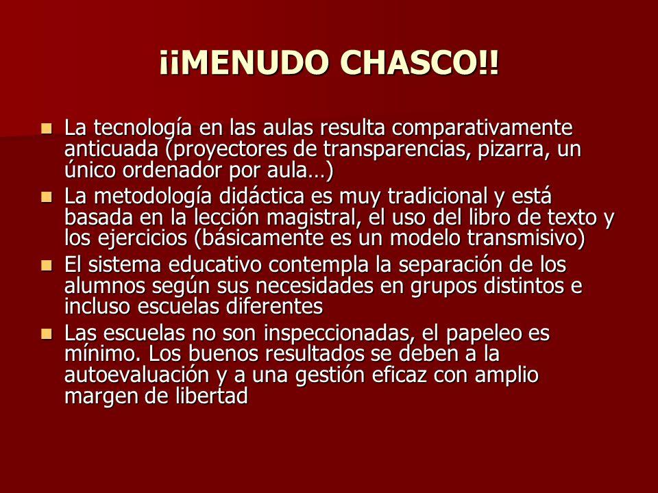 ¡¡MENUDO CHASCO!!