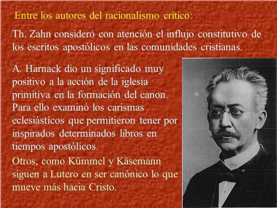 Entre los autores del racionalismo crítico:
