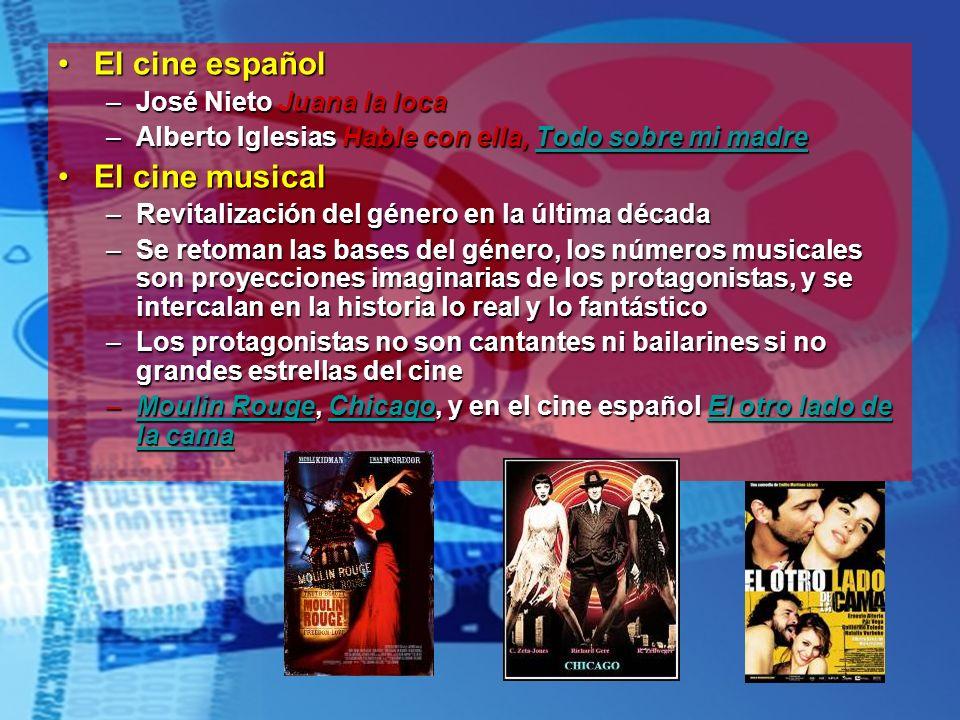 El cine español El cine musical José Nieto Juana la loca