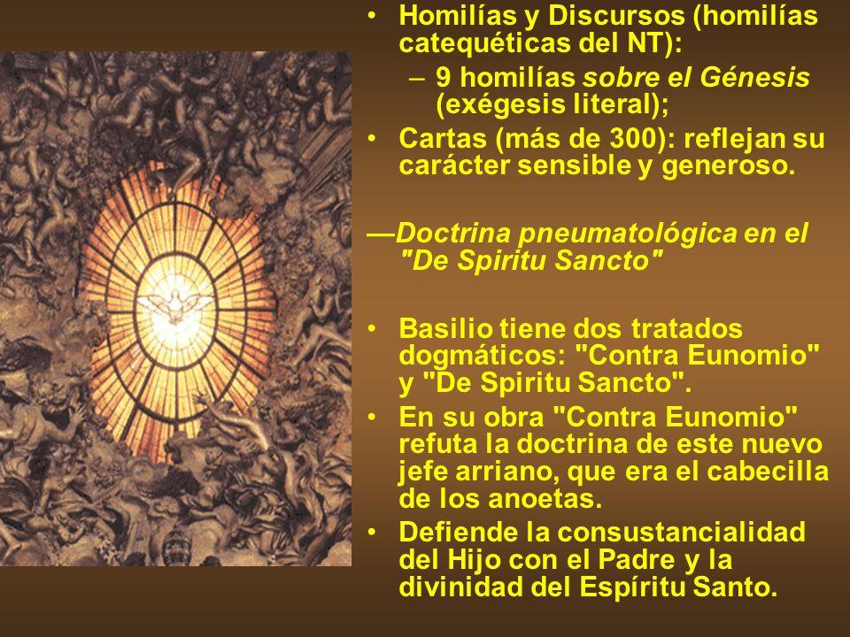 Homilías y Discursos (homilías catequéticas del NT):