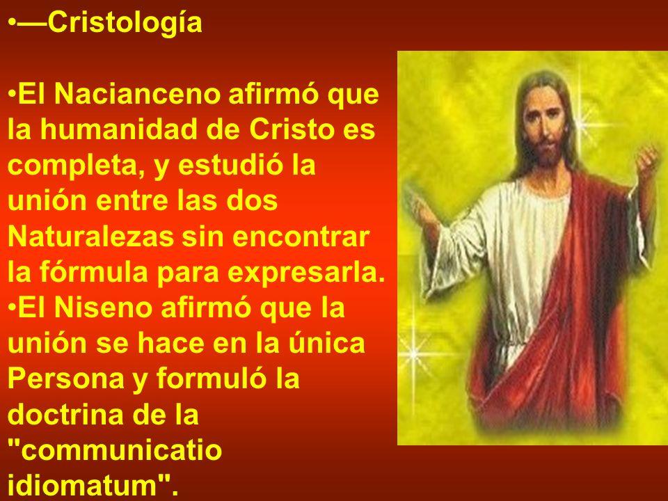 —Cristología