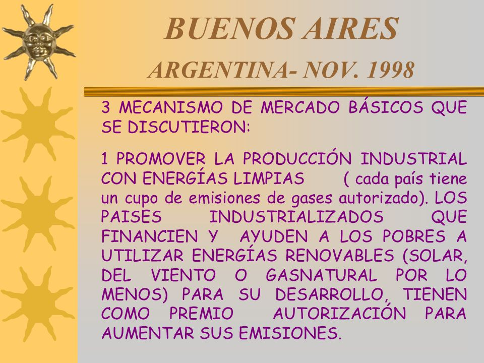 BUENOS AIRES ARGENTINA- NOV. 1998