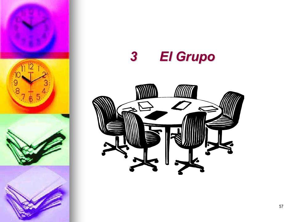 3 El Grupo