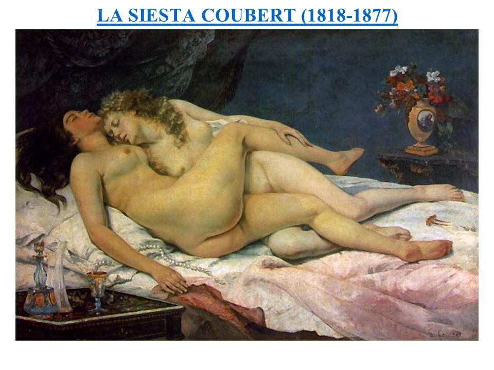 LA SIESTA COUBERT (1818-1877)