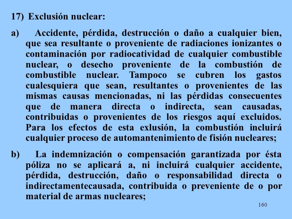 Exclusión nuclear: