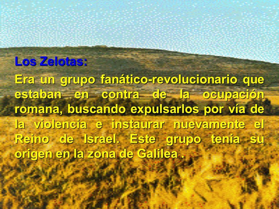 Los Zelotas: