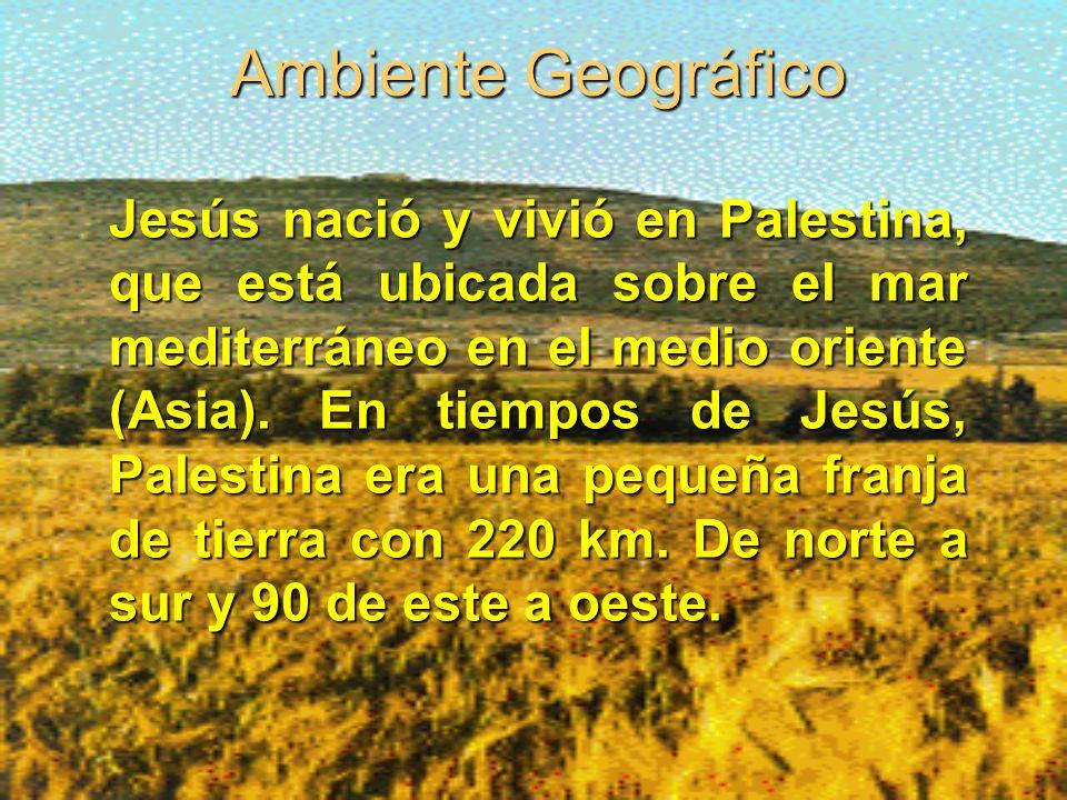 Ambiente Geográfico