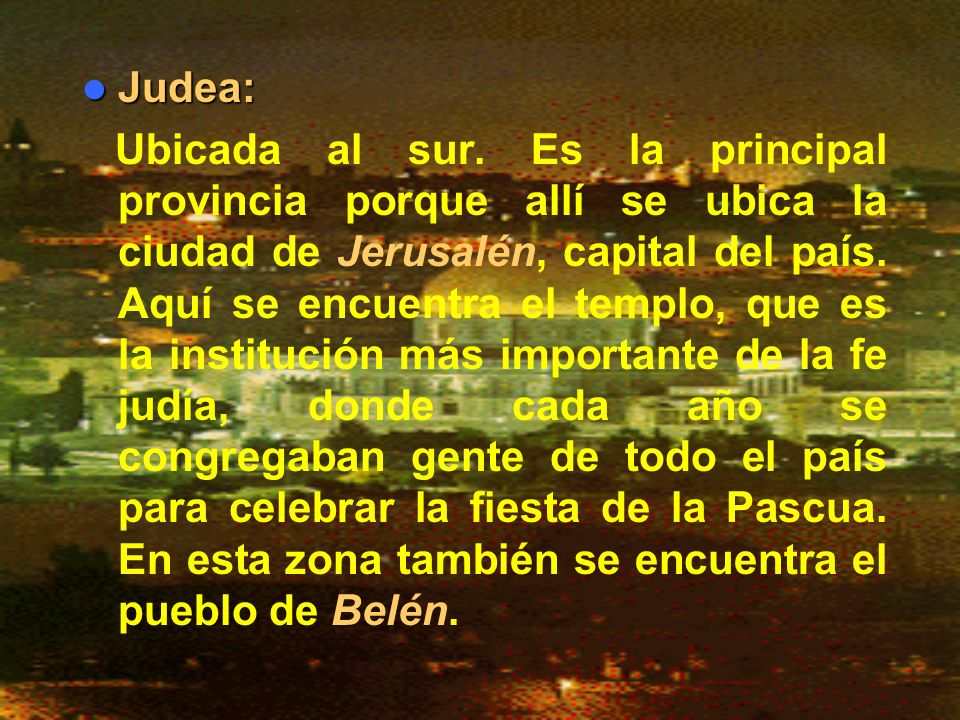 Judea: