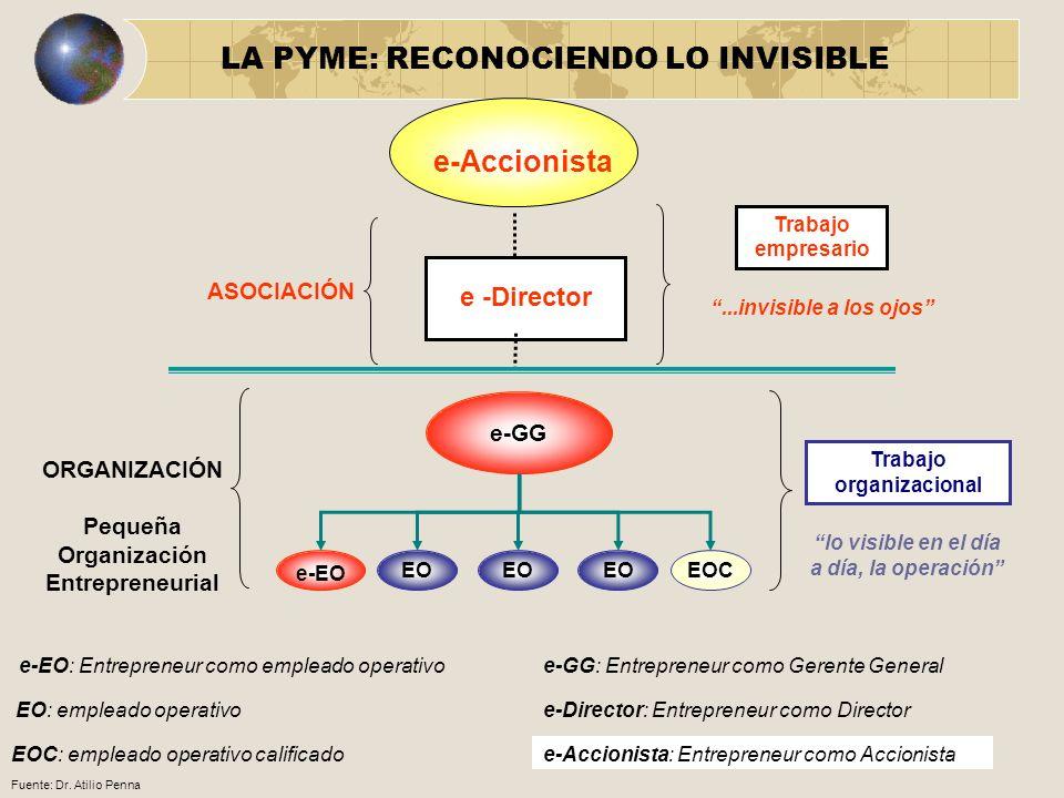 LA PYME: RECONOCIENDO LO INVISIBLE