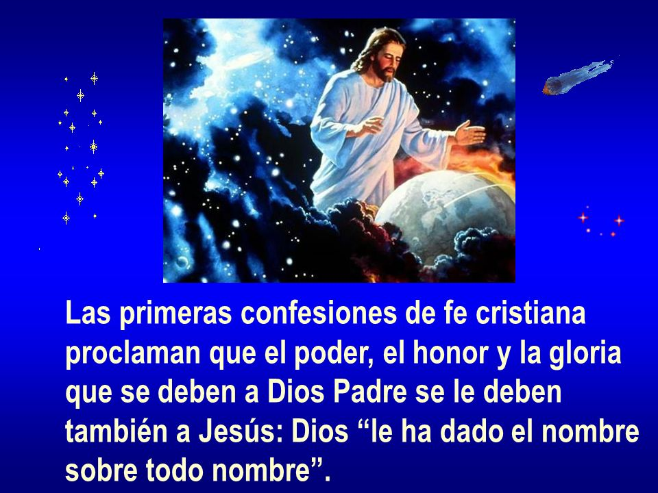 Las primeras confesiones de fe cristiana