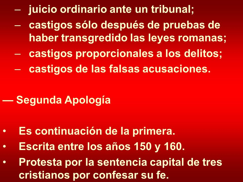 juicio ordinario ante un tribunal;