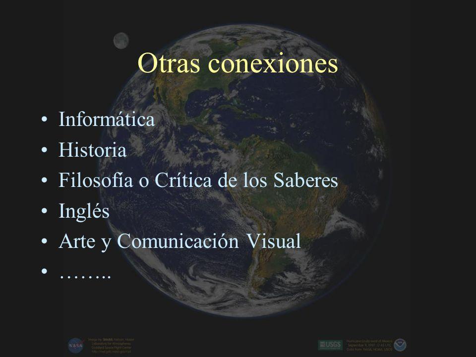 Otras conexiones Informática Historia