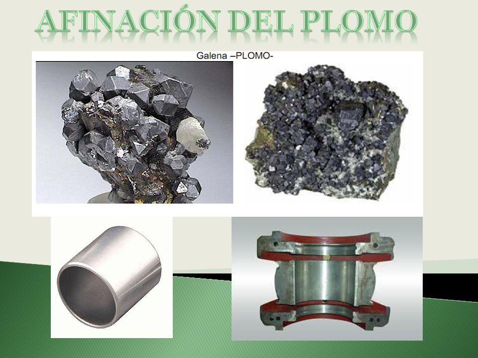 AFINACIÓN DEL PLOMO