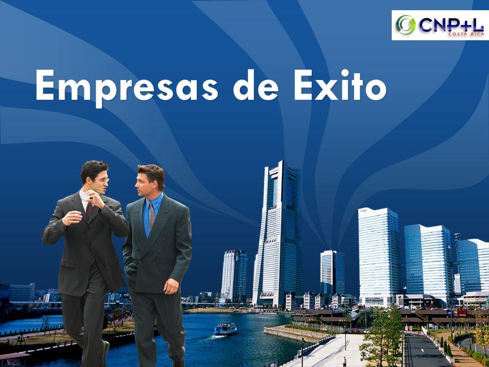 Empresas de Exito
