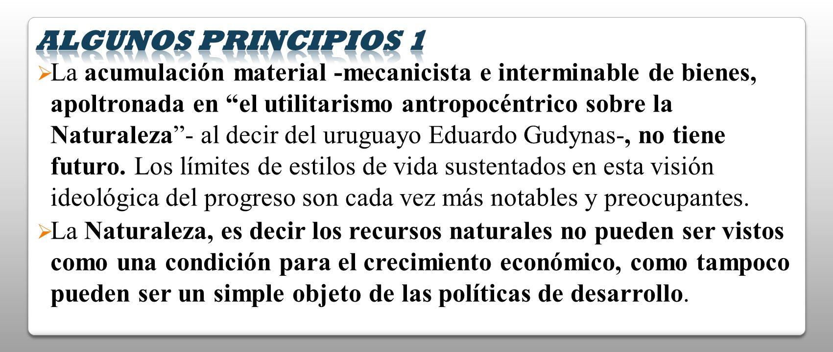 Algunos principios 1