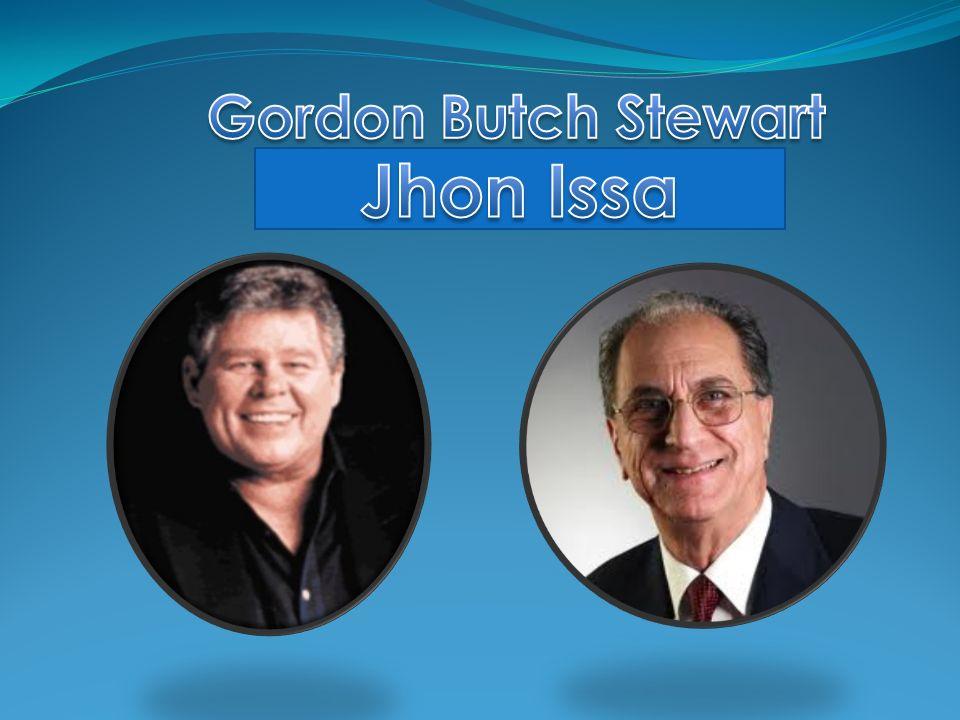 Gordon Butch Stewart El estupendo Jhon Issa