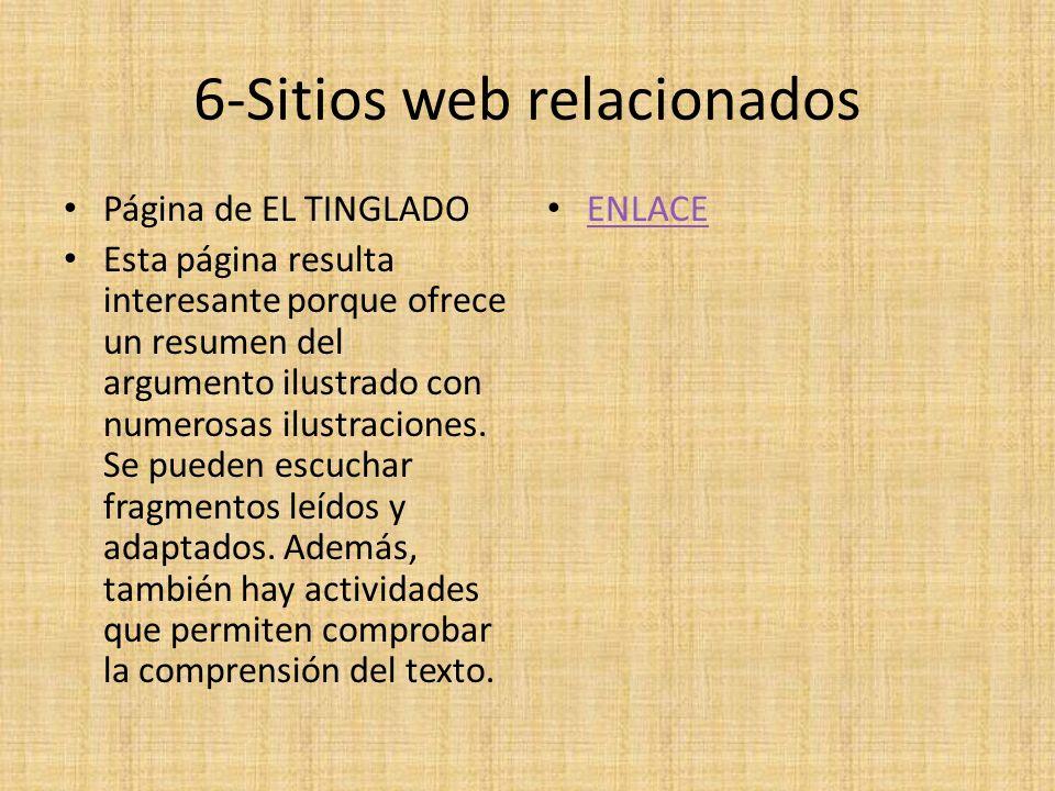 6-Sitios web relacionados