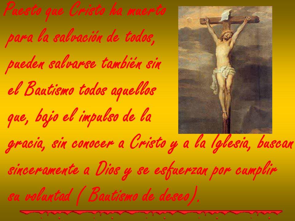 Puesto que Cristo ha muerto