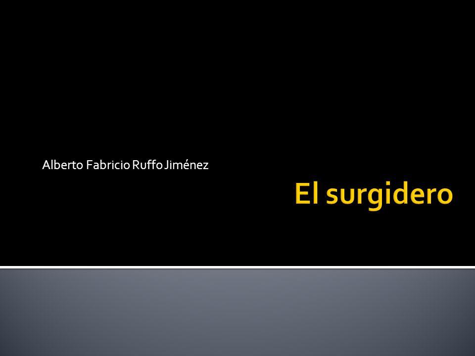 Alberto Fabricio Ruffo Jiménez