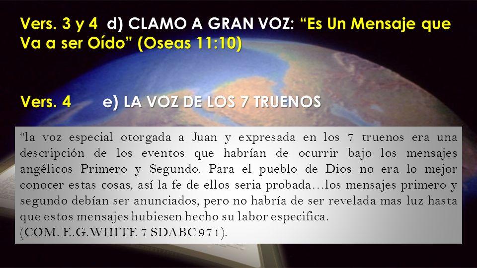 Vers. 4 e) LA VOZ DE LOS 7 TRUENOS
