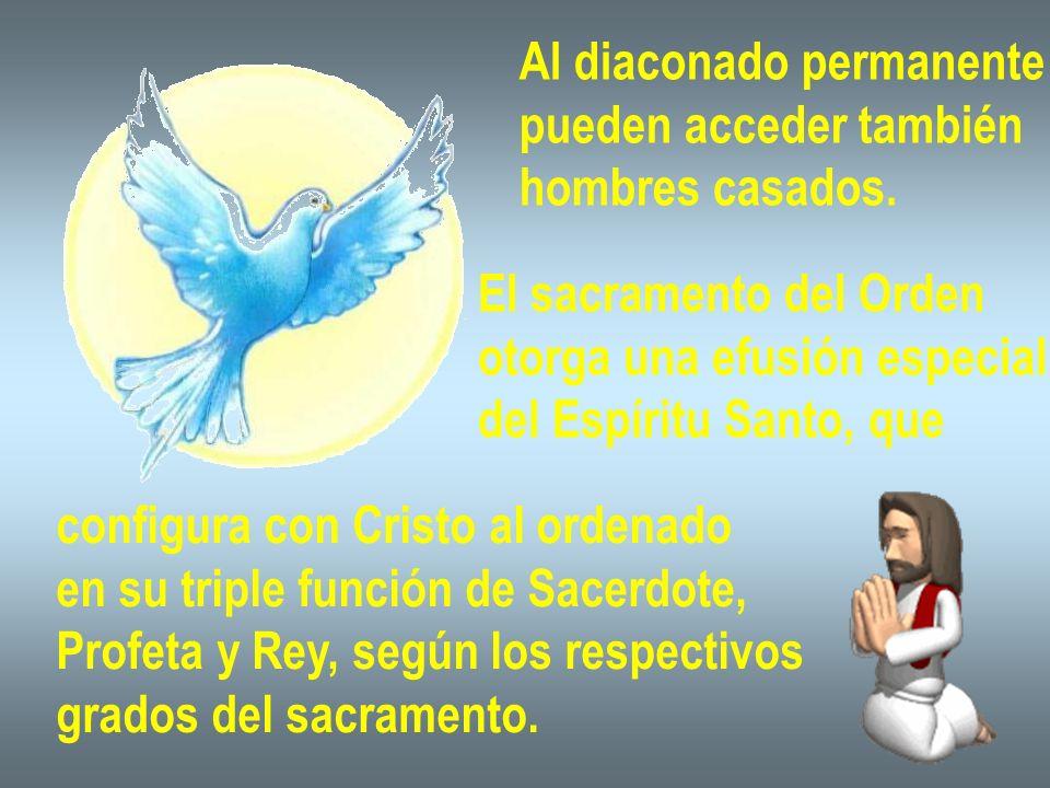 Al diaconado permanente