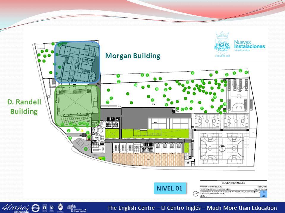 Morgan Building D. Randell Building
