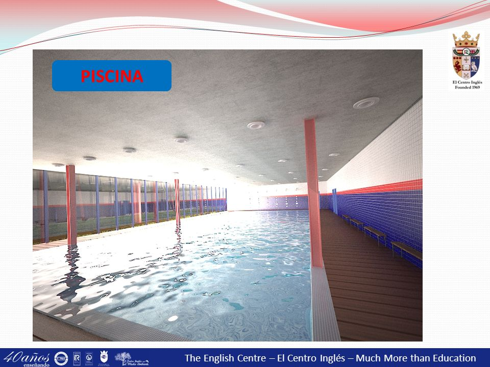 PISCINA The English Centre – El Centro Inglés – Much More than Education 44