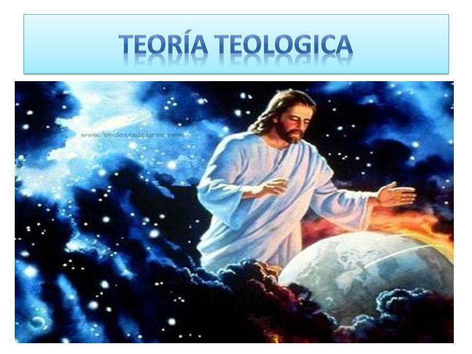 TEORÍA TEOLOGICA