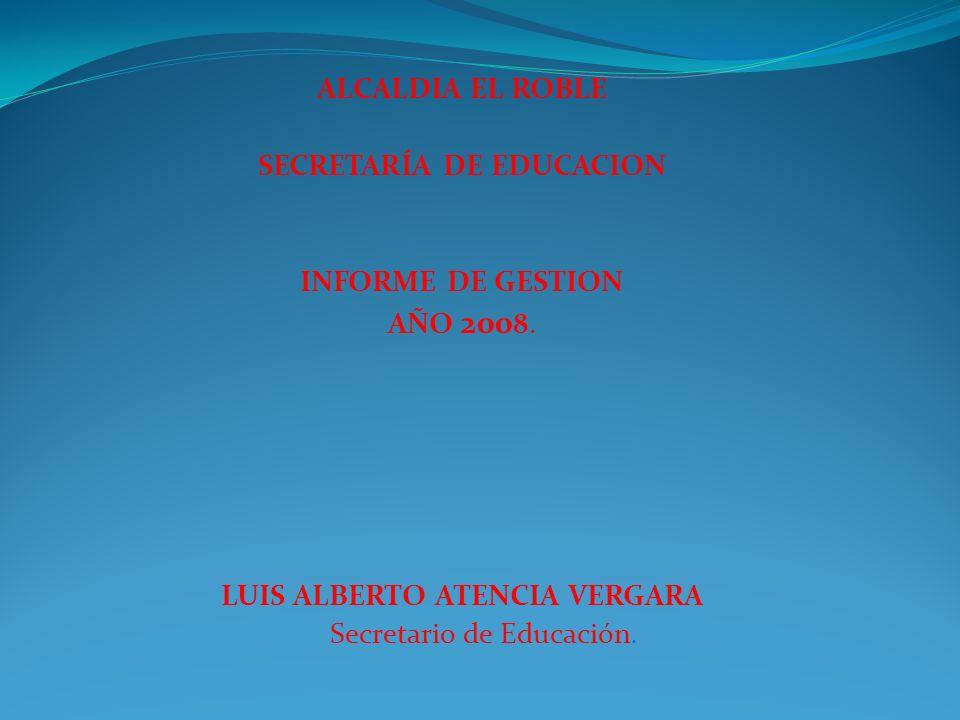 SECRETARÍA DE EDUCACION