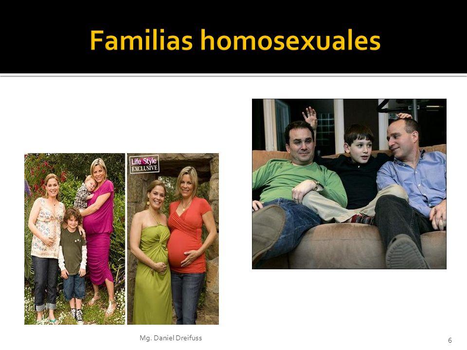Familias homosexuales