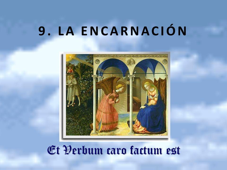 Et Verbum caro factum est