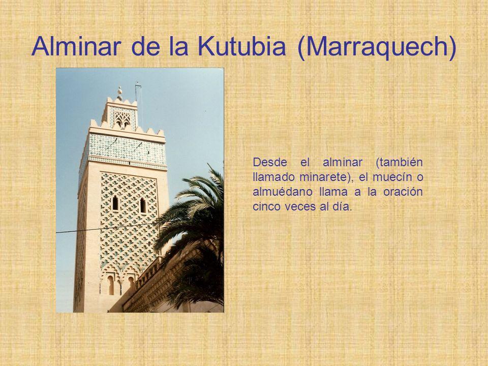 Alminar de la Kutubia (Marraquech)