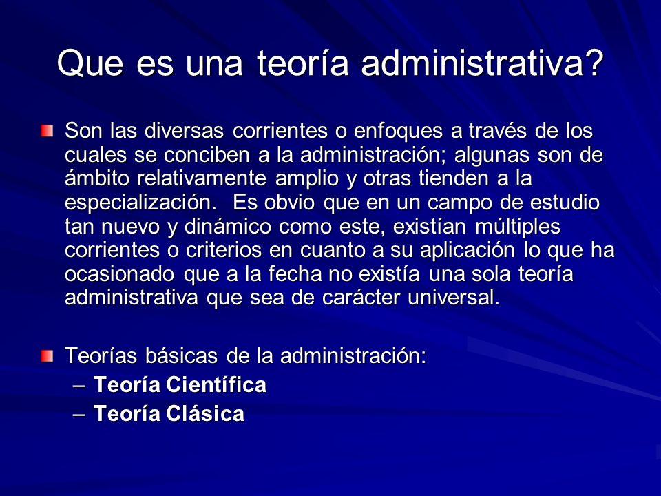 93 de administracin teorias administrativas y
