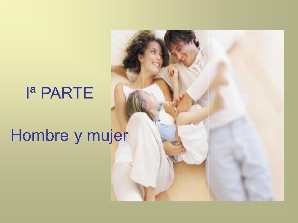Iª PARTE Hombre y mujer