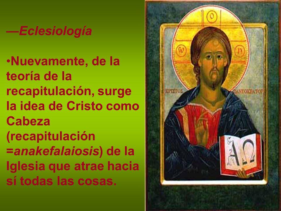 —Eclesiología