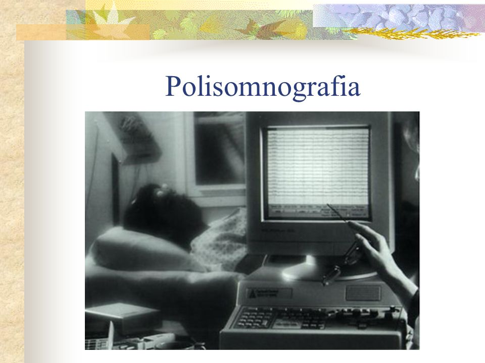 Polisomnografia