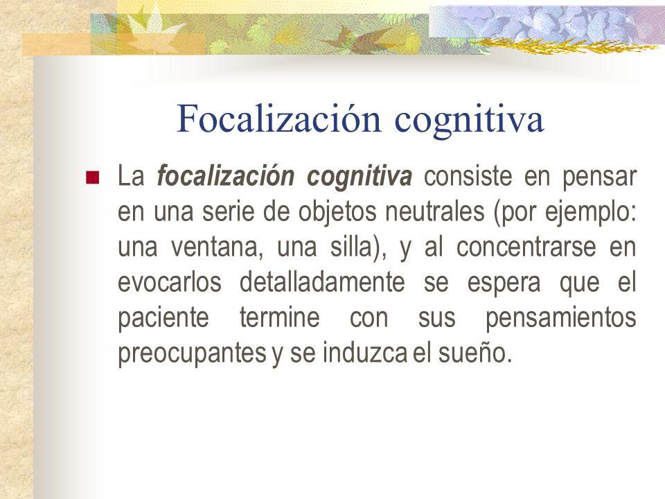 Focalización cognitiva