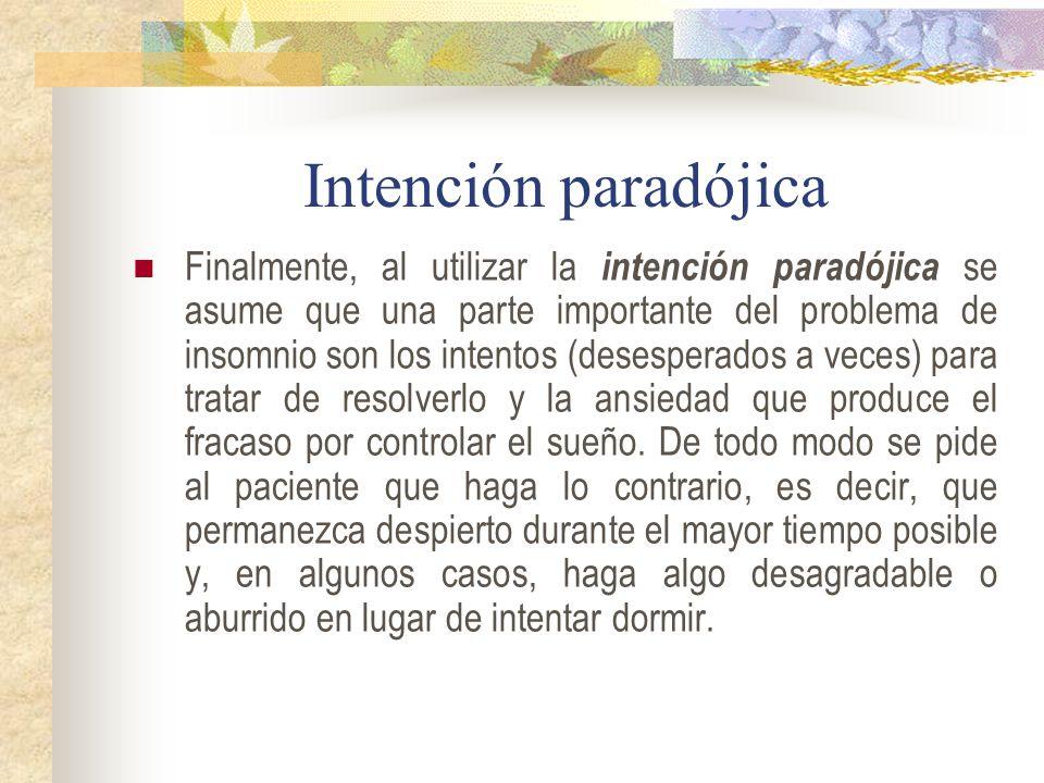 Intención paradójica